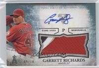 Garrett Richards /10