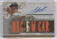 Matt Cain /9