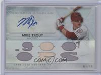 Mike Trout /18