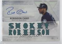 Robinson Cano /18