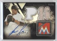 Rookies and Future Phenoms - Jose Fernandez /35