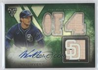 Rookies and Future Phenoms - Wil Myers /50