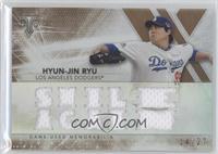 Hyun-Jin Ryu /27
