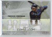 Freddie Freeman /36