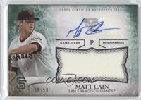 Matt Cain /50