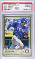 Joey Gallo /2015 [PSA 10]