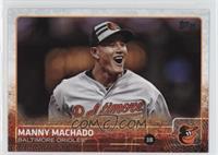 Manny Machado (Sabermetric Back)