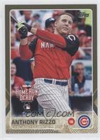 Anthony Rizzo /2015