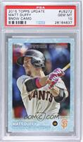 Matt Duffy /99 [PSA 10]