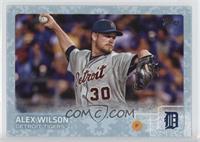 Alex Wilson /99