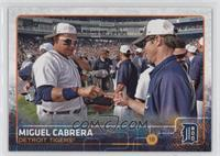 Miguel Cabrera (Wearing Sunglasses)