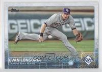 Evan Longoria (Sparkle on Ball)