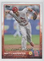 Matt Carpenter (Sparkle on Glove-Side Elbow)