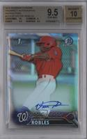 Victor Robles /499 [BGS 9.5]