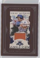 Jose Altuve #3/99