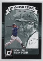 Diamond Kings - Brian Dozier /199