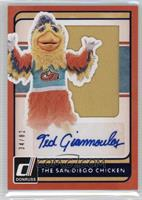 Ted Giannoulas /82