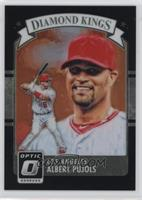 Diamond Kings - Albert Pujols /25