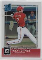 Rated Rookies - Trea Turner