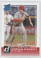 Rated Rookies - Stephen Piscotty /99