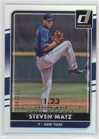 Steven Matz /123