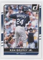 Ken Griffey Jr. (Mariners Photo Variation)