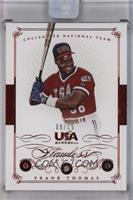 USA Baseball - Frank Thomas /15 [ENCASED]