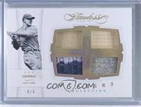 Lou Gehrig /4
