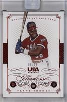 USA Baseball - Frank Thomas /15 [ENCASED]