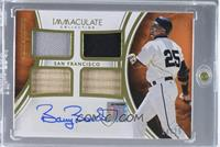 Barry Bonds /25