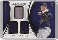 Jonathan Gray /49