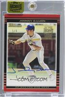 Johnny Damon (2002 Bowman) /6 [ENCASED]