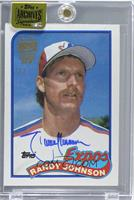 Randy Johnson (1989 Topps) /3 [ENCASED]