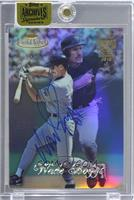 Wade Boggs (1998 Topps Gold Label Class 2) /1 [ENCASED]