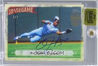 Bo Jackson (2010 Topps Tales of the Game) /1 [ENCASED]