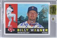 Billy Wagner (2009 Topps Heritage) /10 [ENCASED]