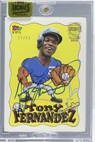 Tony Fernandez (1992 Topps Kids) /13 [ENCASED]