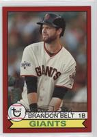 1979 Design - Brandon Belt /50