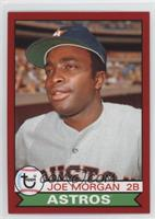 1979 Design - Joe Morgan /50
