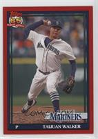 1991 Design - Taijuan Walker /50
