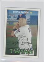 Brian Dozier /100