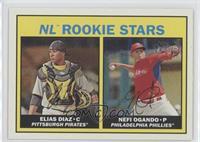 Rookies Stars - Elias Diaz, Nefi Ogando