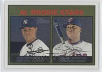 Rookie Stars - Miguel Sano, Luis Severino /999
