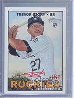 Trevor Story /67