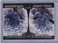 Alex Gordon, Bo Jackson /25
