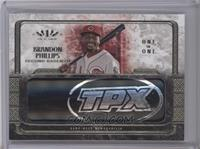 Brandon Phillips #1/1