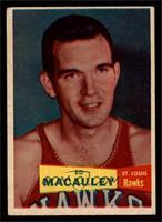 Ed Macauley [VGEX]