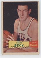 Ernie Beck [Poor to Fair]
