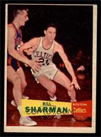 Bill Sharman [VG EX]