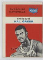Hal Greer [GoodtoVG‑EX]